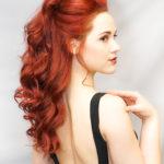 Redhead Prom Photo
