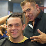 Anthony DeFranco With Male Client